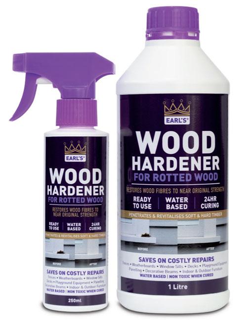 Earl's Wood Hardener
